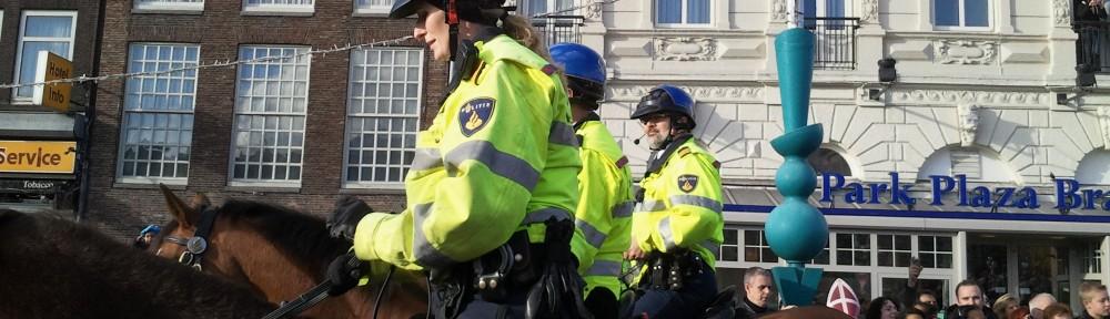 Handhaving openbare orde en overlast