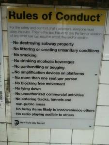 overlast regels